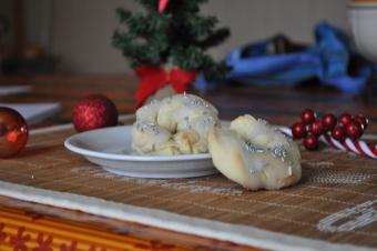 Guirlandes de Noël au citron