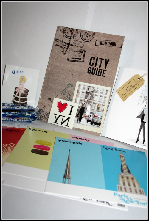 Nat : My Little New-York Box : La LittleBox de mars