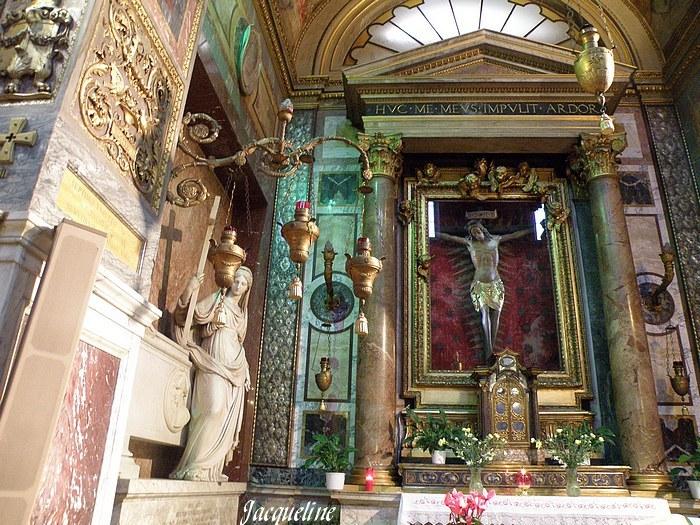 Italie Rome Eglise-San-Marcello