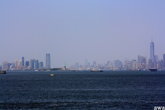 New York, le traversier : deuxième partie