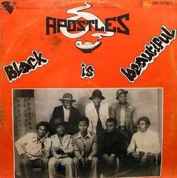 The Apostles - Black Is Beautiful - Complete LP