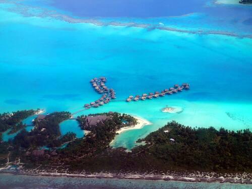 Air Tahiti Papeete - Bora Bora