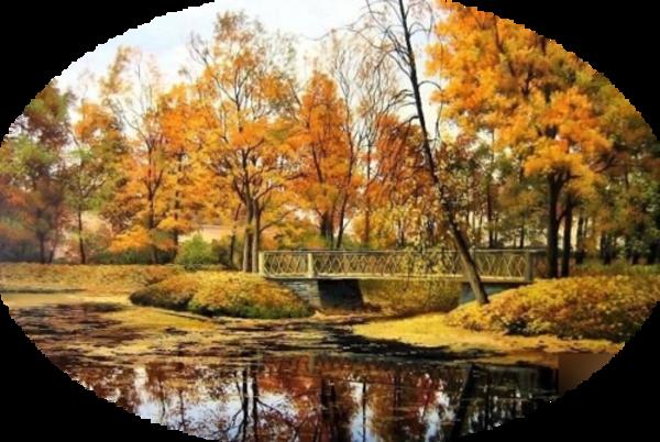 Paysage d'automne / 5