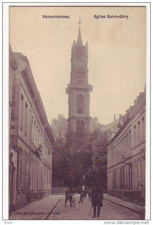 049. Un abandon d'enfant à Valenciennes en 1758