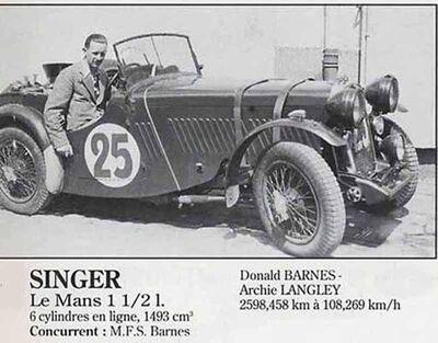 Singer (1933-1949)