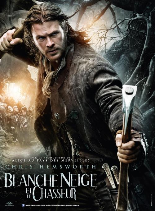 Blanche-Neige VS Blanche-Neige et le chasseur