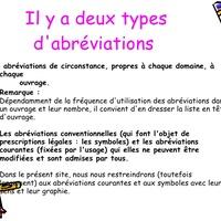 messieurs abréviation francais