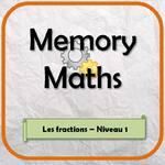 Memory des fractions