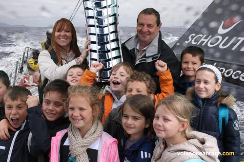 Photo coupe Volvo Race