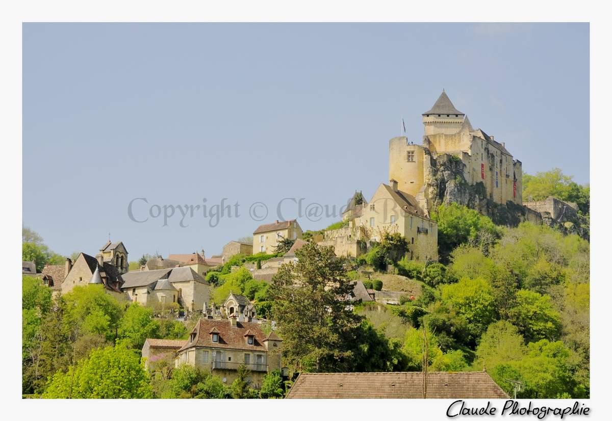 Castelnaud-la-Chapelle - Dordogne - Aquitaine - 12 Avril 2014