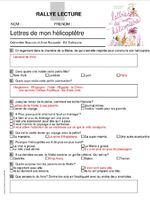 INCOS 2017 - CE2/CM1 - Lettres de mon Hélicoptêtre