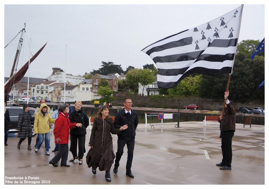Fête de la Bretagne 2013 à Pornic