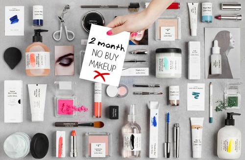 2 month : NO BUY makeup