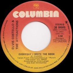 Elvis Costello : Every Day I Write The Book (1983)