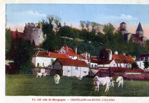 L'Eglise de Villotte sur Ource