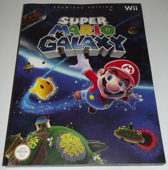 Guide Super mario galaxy
