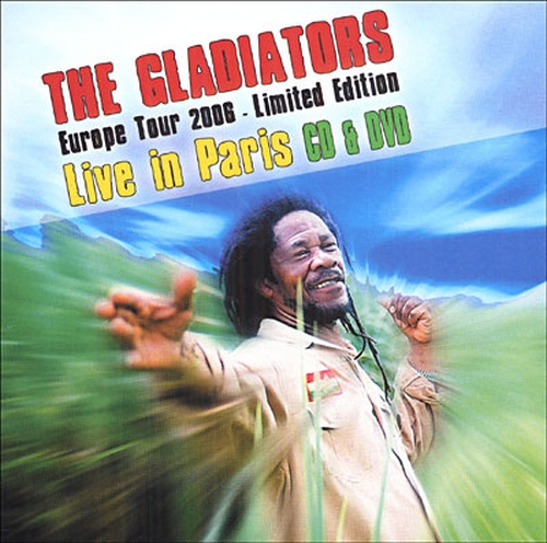 "The Gladiators : CD "" Live In Paris 2000 "" XIII Bis Records 889 872 [ FR ]"