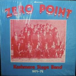 Kashmere Stage Band - Zero Point - Complete LP
