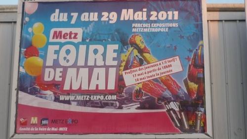 Foire de mai (6 mai 2011)
