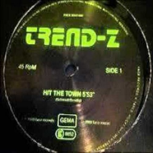 Trend-Z - Hit The Town (1989)