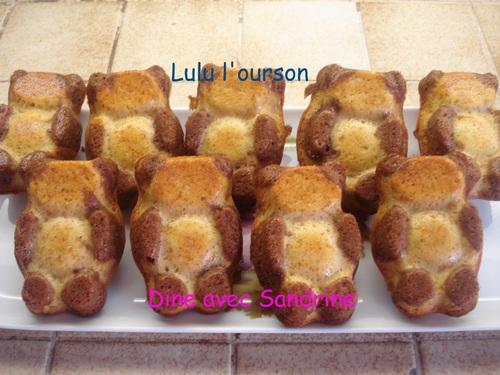 Les Lulu l'ourson