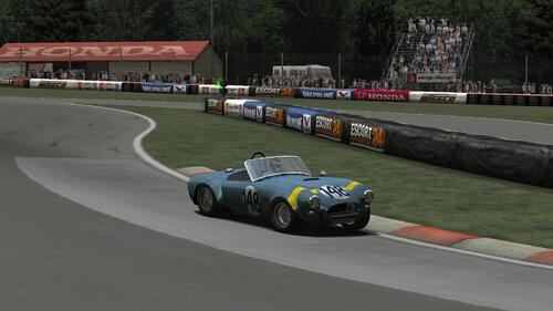 Cobra 289 1964