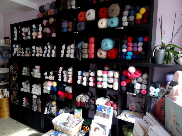 L'atelier d'Olimbie, une nouvelle boutique à Châtillon sur Seine...