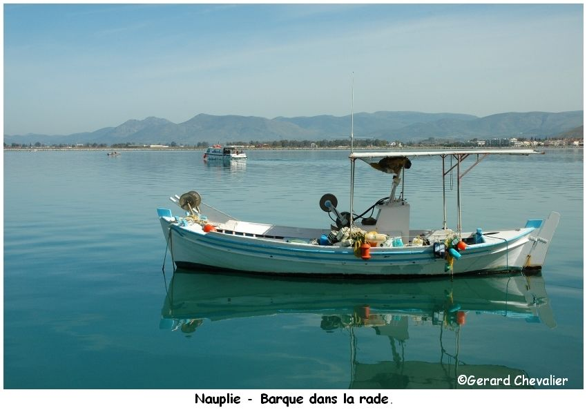 Nauplie. (Grèce)
