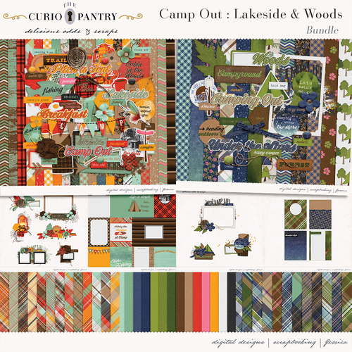 Camp Out : Lakeside & Woods
