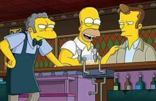2011 -Les Simpson S23 The Falcon and the D'Ohman (série TV)
