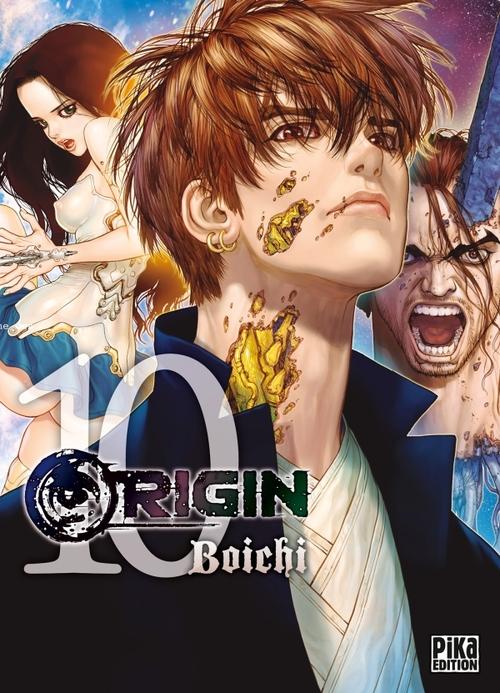 Origin - Tome 10 - Boichi