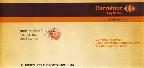 On a un nouveau voisin : « 8 à Huit » devient « Carrefour Express »