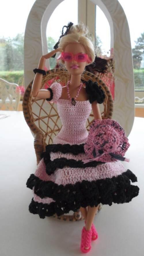 Défi-styliste- 2013 Barbie futuriste ( 8)