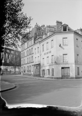 rue de Jessaint - place de Jessaint