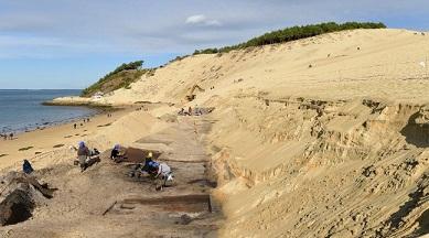 La dune du Pilat n'est pas qu'une énorme dune ...