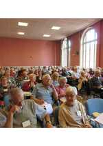 Session des aînés à Belley 2017