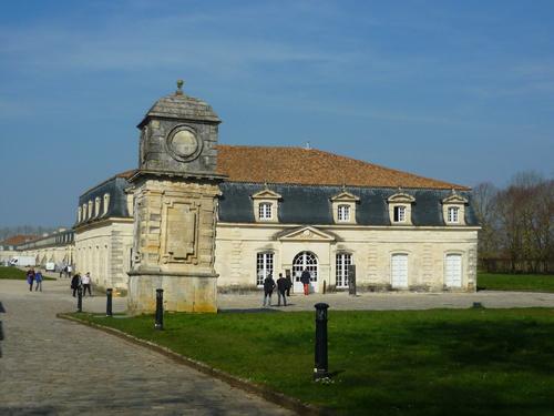 Rochefort - deuxième semaine