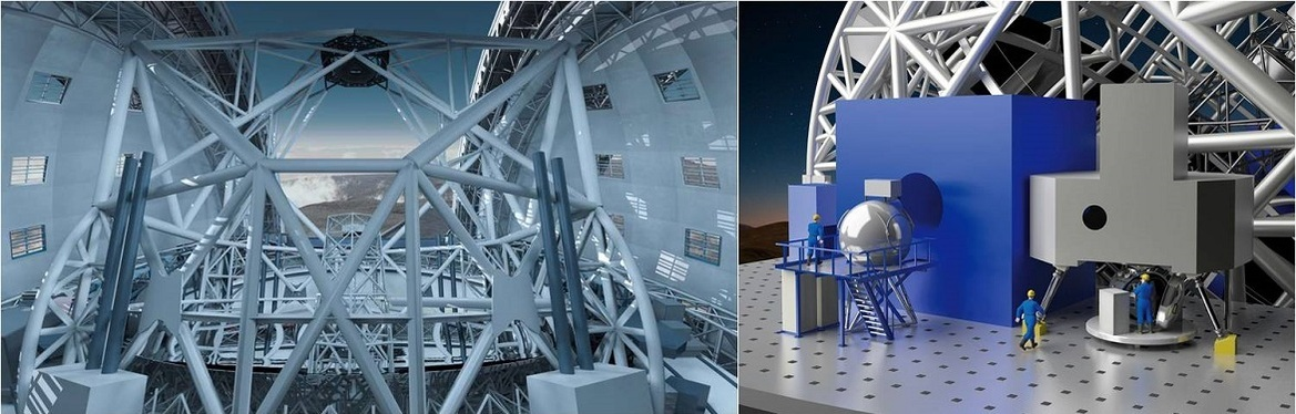 E-ELT (European Extremely Large Telescope)