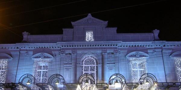 Lausanne illuminations opéra