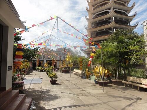 3 février: la route vers les pagodes