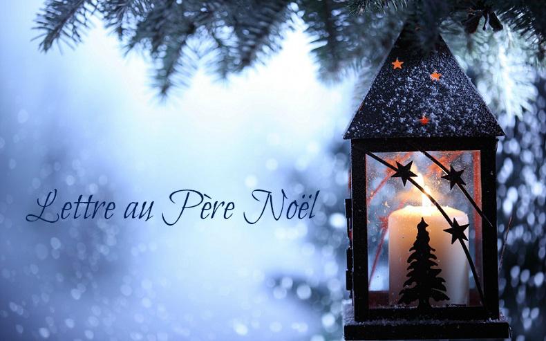 Lettre au Père Noël [Défi du Lundi]