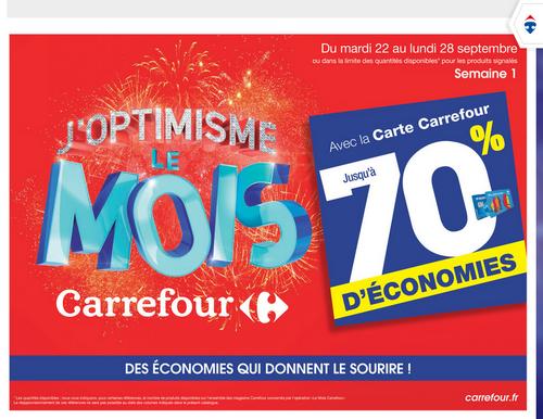 Le mois de folie chez Carrefour : Quand les -70% nous font tourner la tête