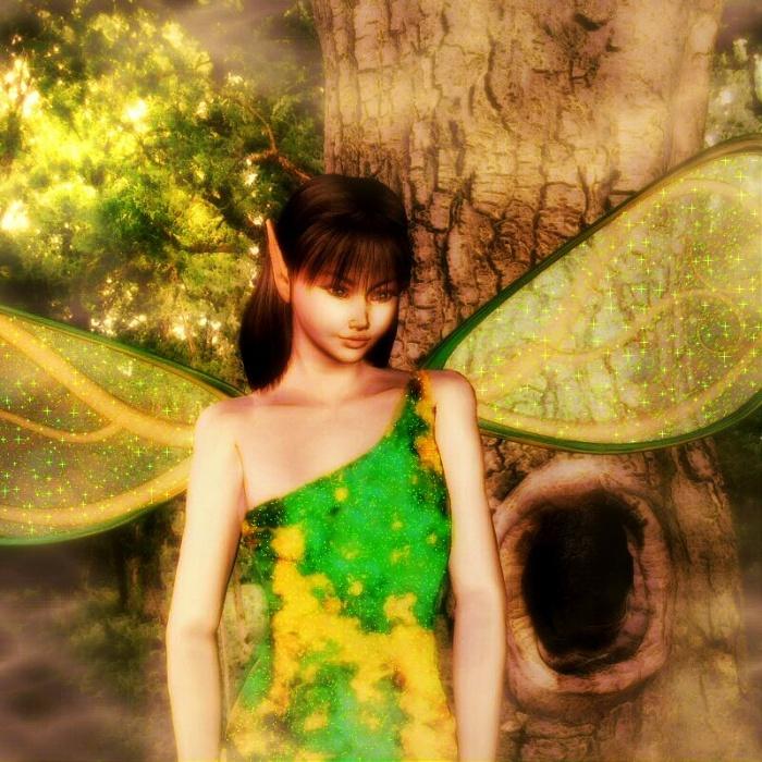 Elfes nature