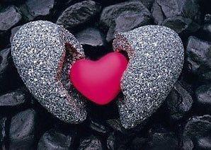 Un coeur de pierre ?