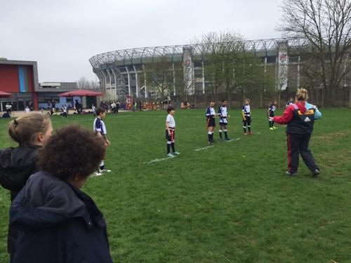Chase bridge 8th International Rugby Tournament