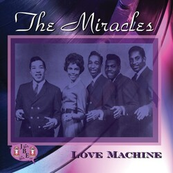 The Miracles - Love Machine - Complete CD
