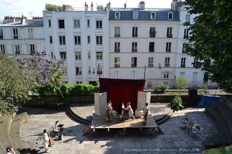 """""""Le Printemps des Arts"""" : 42 jours de Théâtre aux Arènes de Montmartre"""