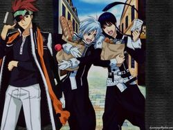 Fanfiction 06: D-gray man