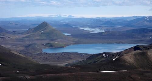 Les lacs de Landmannalaugar