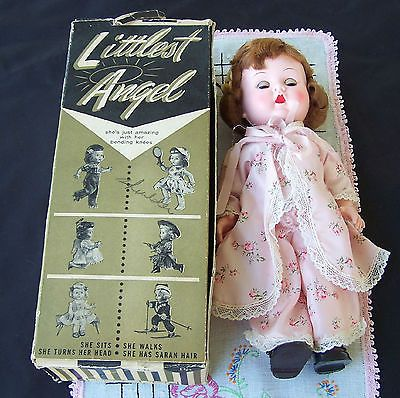 Littlest Angel Doll_1950's